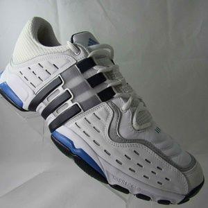 Adidas Response +3 Tennis Sz 13 White Mens C2A A3